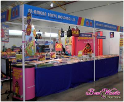Pra Jualan Pesta Buku Antarabangsa Kuala Lumpur 2016. Pesta Buku 2015. Pesta Buku Di Maeps Serdang.