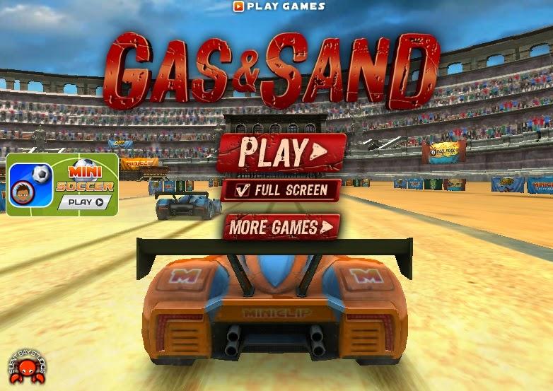 Juegos gratis de Carros – Gas & Sand