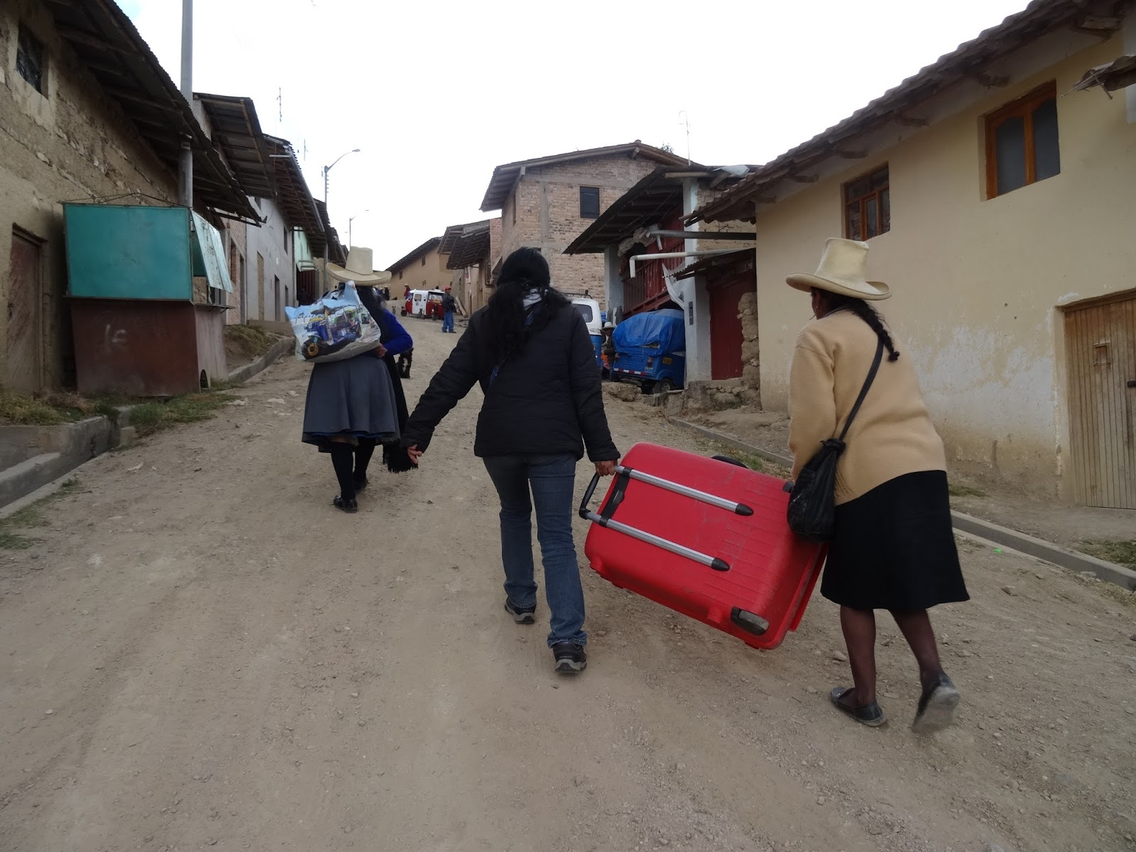 Adios Cajamarca! | Clowns ohne Grenzen