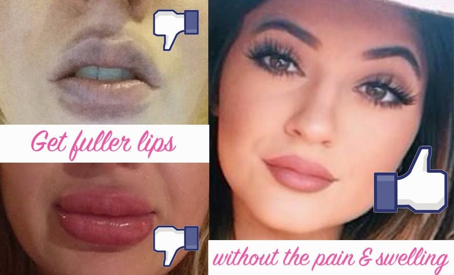 Not My Cup Of Tea Tutorial How To Get Kylie Jenners Lips