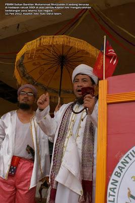 Sultan Bantilan II , Sultan Sulu Darul Islam