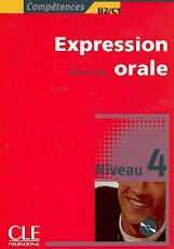 Expression orale Niveau 1-2-3-4 (+ 4 CD Audio)
