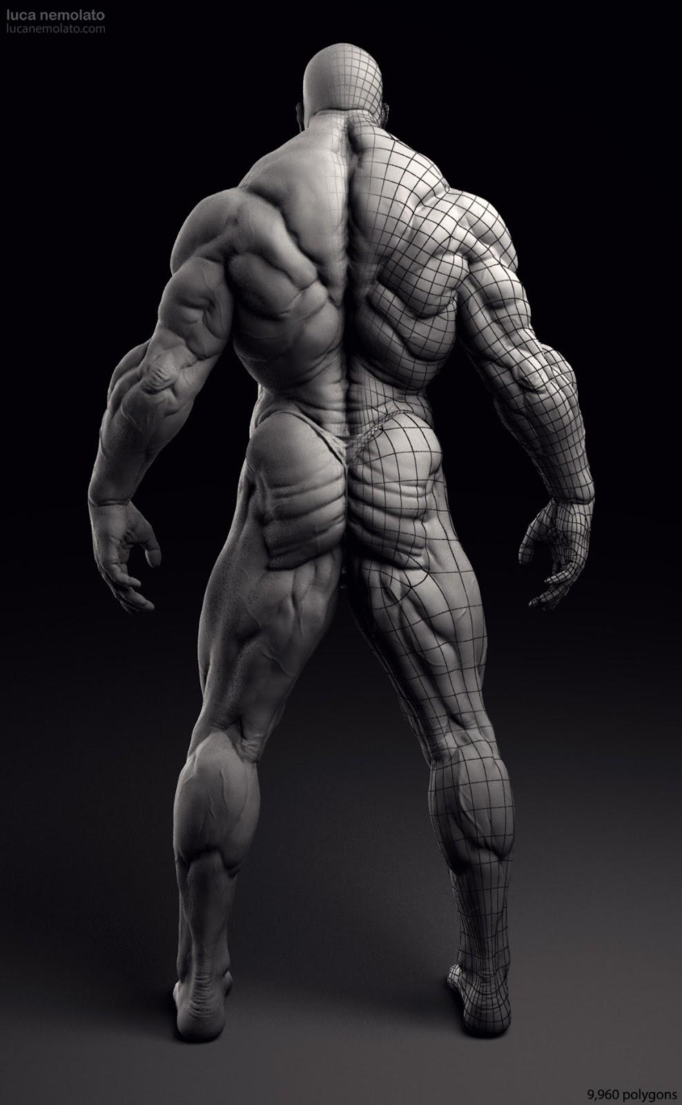 Luca Nemolato - Official Blog: Extreme Bodybuilder