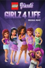 Watch LEGO Friends: Girlz 4 Life Online Free 2016 Putlocker