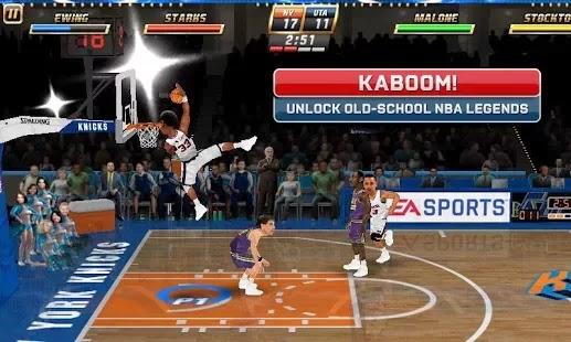 Nba Jam By EA Sports Full Apk