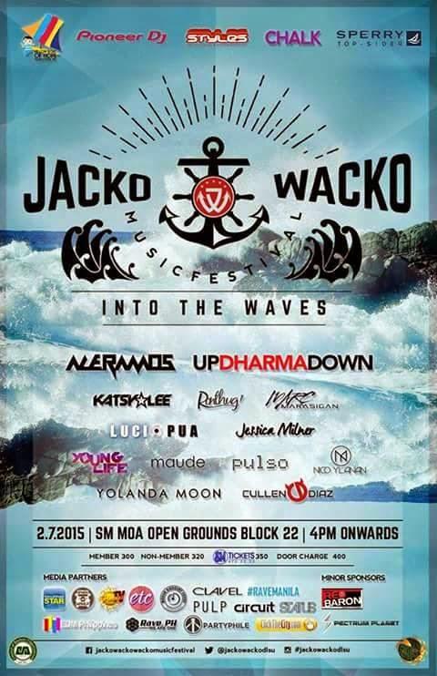 Scene Music Festival 2015 Wacko Music Festival 2015