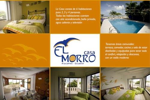 Hotel el Morro en Atacames