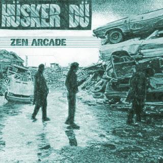 Hüsker Dü - Zen Arcade - demos, outtakes, rehearsals (1983) & Psychepowerpopapunk live (1985)