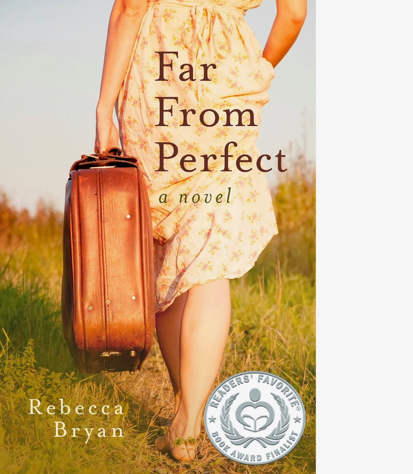 Readers Favorite Finalist,  Far From Perfect