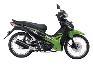 Honda Absolute Revo STD Active Green