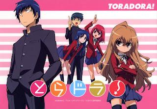 Toradora! [25/25 + Ova + Especiales][230mb][Anime][Jap]