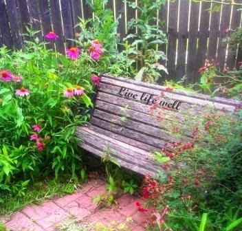 garden inspiration life secrets