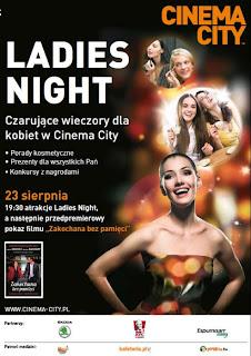 Cinema City Ladies Night