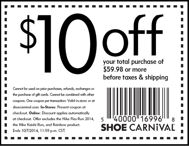 Shoe Dept Encore Top Coupons, Great Savings With CouponOkay, you are guaranteed to get the latest and most useful promotion codes and deals. By providing our dear customers with 22 coupon codes, 9 promotion sales as well as a great number of in-store deals, we work hard to save you hours of searching for Shoe Dept Encore Top coupons on internet.