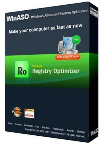 WinASO Registry Optimizer 4.8.2 (ENG) Patch & Keygen