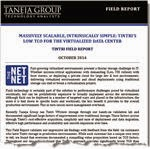 Taneja Group Field Report Tintri Virtualized Data Center