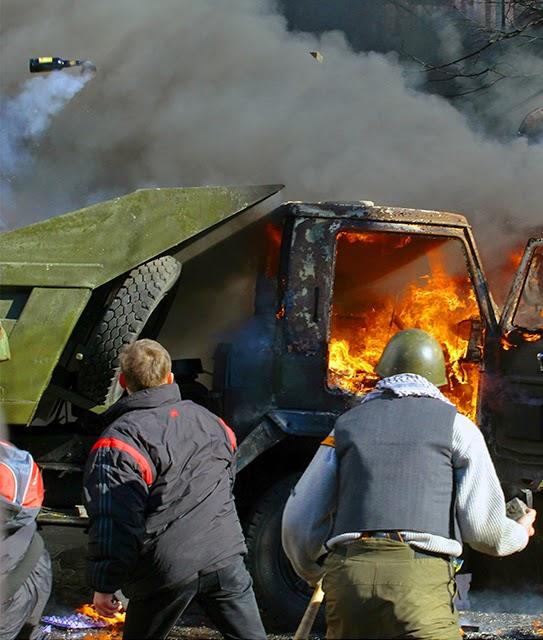 Майдан, Евромайдан, фото Валериана Антоновича на Фотонбюс Пост