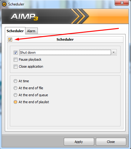SHUTDOWN PC/LAPTOP OTOMATIS MENGGUNAKAN TIMER AIMP