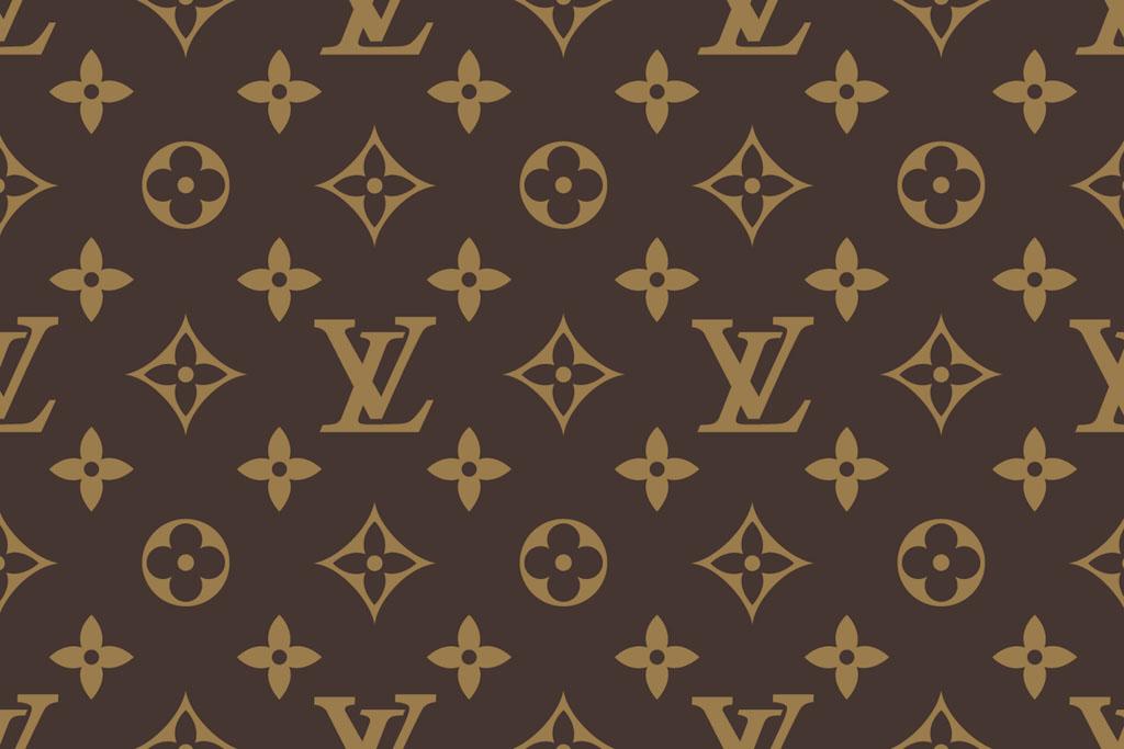 Vi bolsas piratas de Louis Vuitton en el Centro de la