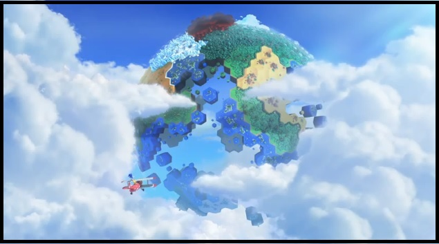 Image of Wii U game Sonic: Lost World