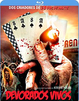 Filme Poster Devorados Vivos BDRip XviD Dual Audio & RMVB Dublado