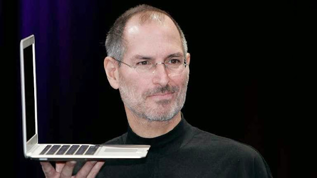 Foto Steve Jobs pendiri Apple