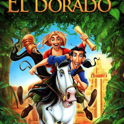 Poster The Road to El Dorado 2000