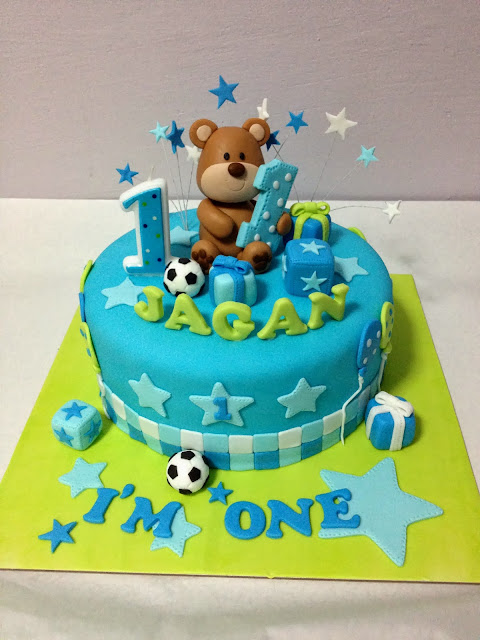 Oven Creations Happy 1st Birthday Jagan
