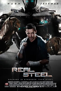 Real Steel New Poster