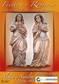 FIESTAS Y ROMERÍA EN HOMOR A LAS SANTAS ALODÍA Y NUNILÓN