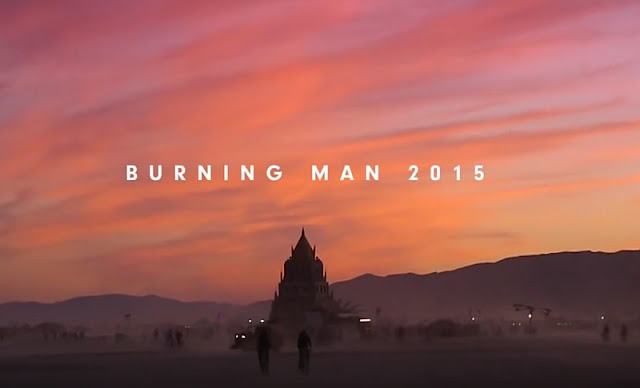 Die Highlights des Burning Man Festivals 2015 als Video