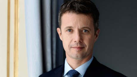 Crown Prince Frederik of Denmark is 48 today
