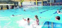 PISCINE EXTÉRIEURES bassin natation PISCINE DE L'ORIENT - AQUA TOURNAI
