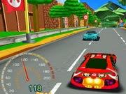 3d Mario Araba Yarışı