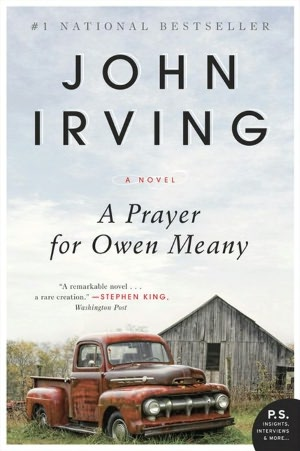 a prayer for owen meany faith Book review: a prayer for owen meany by john irving  his belief comes early  and might be dismissed as the callow faith of a young person.