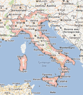 """Italy_google_satellite_map_recent_natural_disasters_in_italy"""