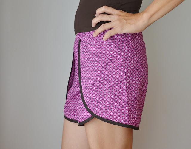 Pareo shorts