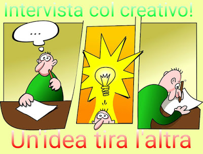 Intervista con il CREATIVO