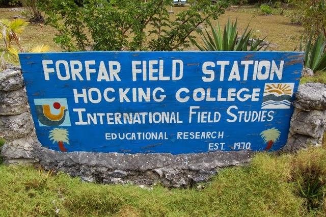 Forfar Field Station, Andros Island, Bahamas