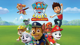 WIN 4 Paw Patrol LIVE! tickets ($300 Value)for this Sun 1/13 2PM show @The Chicago Theatre