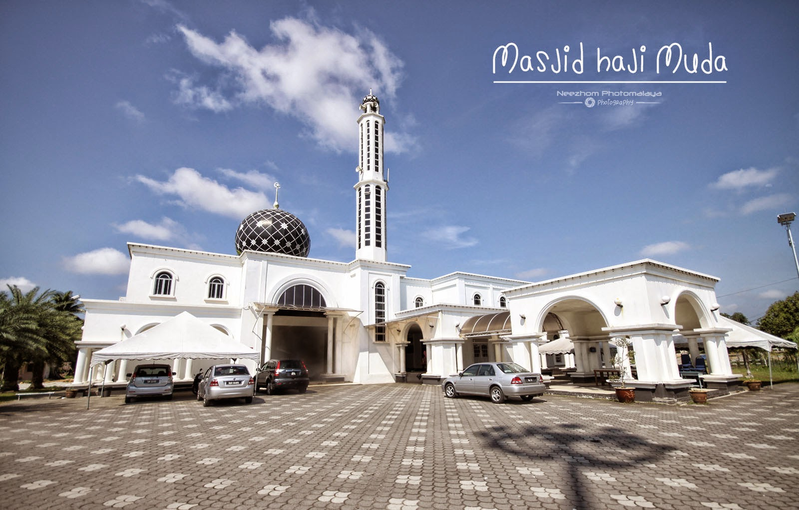 Masjid Haji Muda, Binjai Rendah, Marang