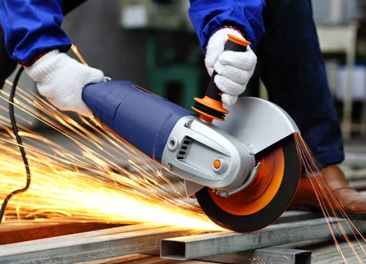 Angle Grinder Uses ~ Maxpro power tools steps to use angle grinder