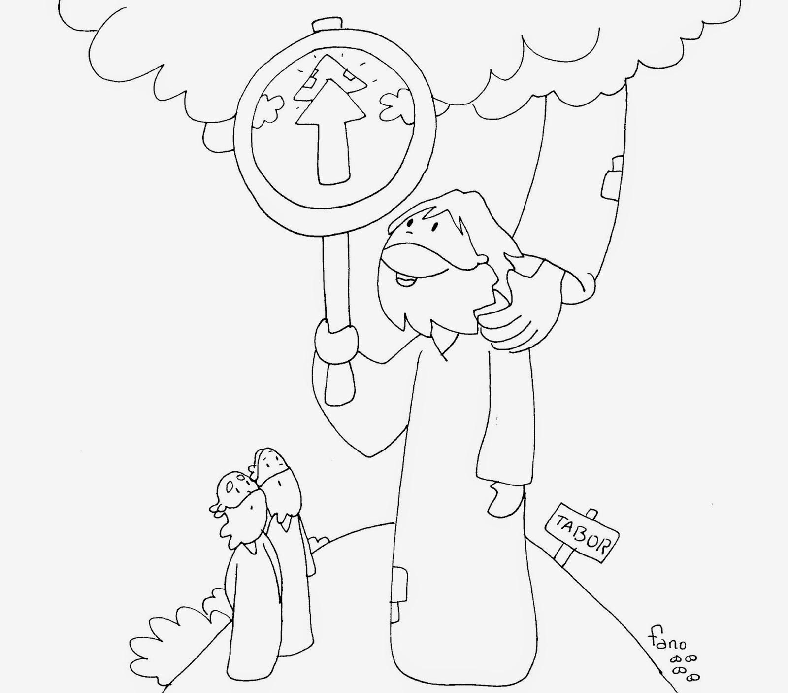La Catequesis (El blog de Sandra): Nuevo Dibujo de Fano Segundo ...