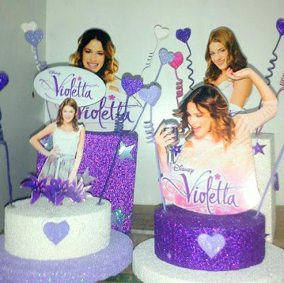 Violetta Decoration.