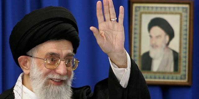 Khamenei tulis buku cara menghapus Israel dan melawan Setan Amerika