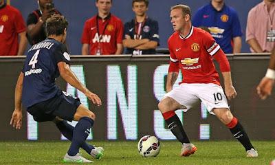 Cuplikan Gol Manchester United 0 - 2 Paris Saint-Germain