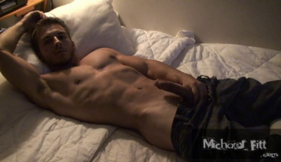 Michael fitt nude video