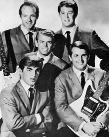 The Beach Boys na trilha sonora de Sangue Bom