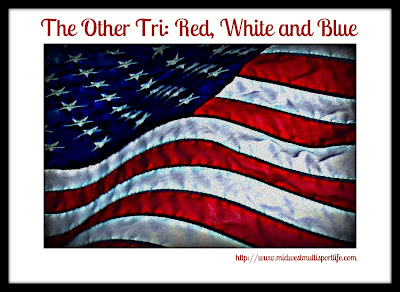The Other Tri: Red, White, and Blue