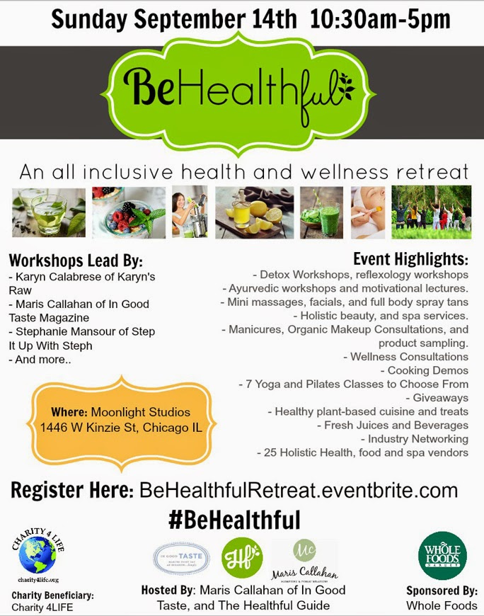 BeHealthfulRetreat.com,